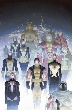 X-Men Battle of the Atom Vol 1 2 Ribic Variant Textless