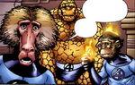 Fantastic Four (Earth-8101) Marvel Apes Vol 1 1