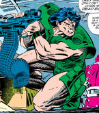 Nobilus (Earth-616) from Warlock and the Infinity Watch Vol 1 4 0001
