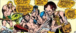 Savage Land Mutates (Earth-616) from X-Men Vol 1 62 0001