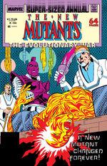 New Mutants Annual Vol 1 4