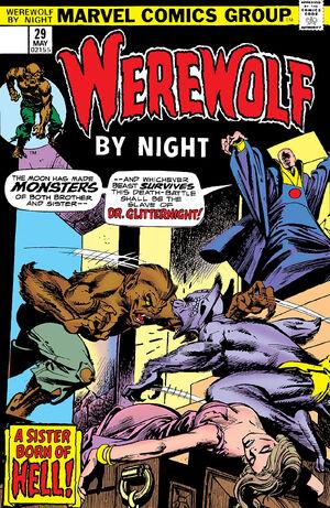 Werewolf by Night Vol 1 29