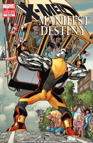 X-Men Manifest Destiny Vol 1 3