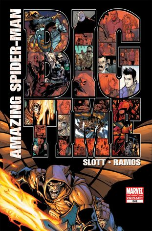 File:Amazing Spider-Man Vol 1 649 Second Printing Variant.jpg