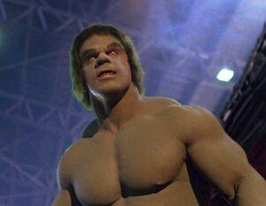 David Banner (Earth-400005) from The Incredible Hulk (TV series) Season 3 13 001