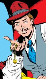 Johnny Jerome (Earth-616) from Peter Parker, The Spectacular Spider-Man Annual Vol 1 4 0001