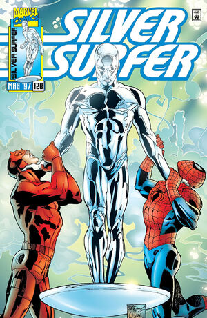 Silver Surfer Vol 3 128