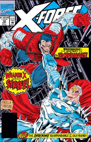 X-Force Vol 1 10