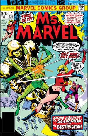 Ms. Marvel Vol 1 2