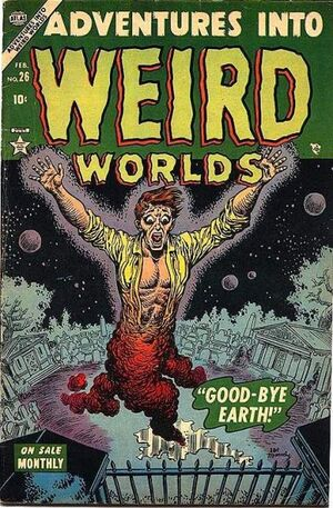 Adventures into Weird Worlds Vol 1 26