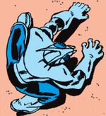 Herman Terwilliger (Earth-77013) Spider-Man Newspaper Strips 002