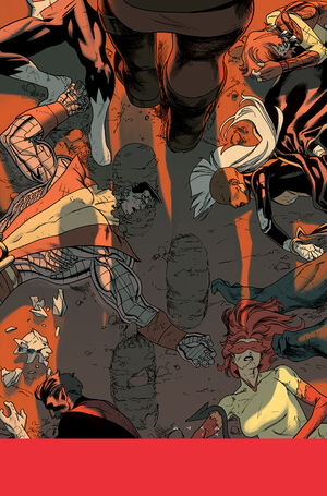 Amazing X-Men Vol 2 16 Textless