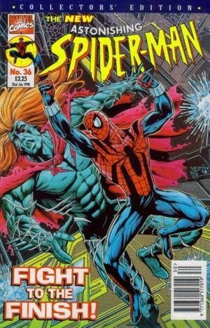 Astonishing Spider-Man Vol 1 36