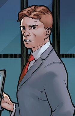 Everett Ross (Earth-616) from Captain America Steve Rogers Vol 1 9 001