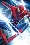 Peter Parker (Earth-120703) from The Amazing Spider-Man 2 (film) poster 001