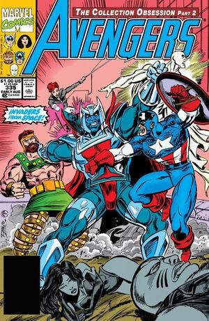 Avengers Vol 1 335