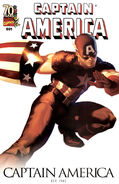Captain America Vol 1 601 70th Anniversary Variant