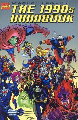 Marvel Legacy The 1990s Handbook Vol 1 1