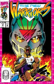 New Warriors Vol 1 37