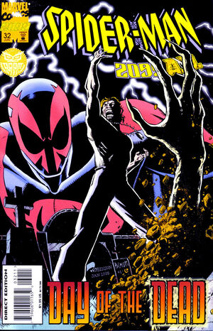Spider-Man 2099 Vol 1 32