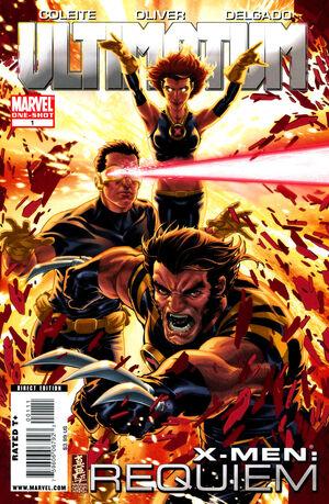 Ultimatum X-Men Requiem Vol 1 1