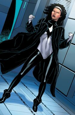 Monica Rambeau (Earth-616) from Captain America and the Mighty Avengers Vol 1 6