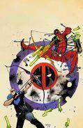 Hawkeye vs. Deadpool Vol 1 0 Textless