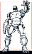 TESS-One (Earth-616) from Captain America America's Avenger Vol 1 1 0001