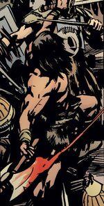 Conan (Earth-9997) Earth X Vol 1 0