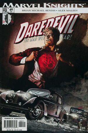 Daredevil Vol 2 69