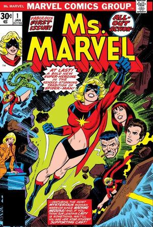 Ms. Marvel Vol 1 1