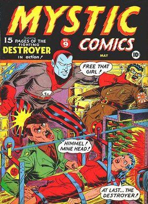 Mystic Comics Vol 1 9