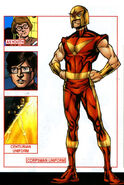 Robert Rider (Earth-616) from Official Handbook of the Marvel Universe A-Z Update Vol 1 4 0001