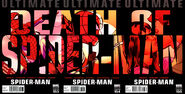Ultimate Spider-Man Vol 1 153-154-155 Second Printing Variant Poster Join