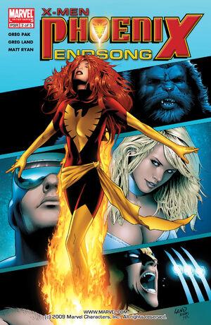 X-Men Phoenix Endsong Vol 1 2