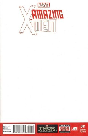 File:Amazing X-Men Vol 2 1 Blank Variant.jpg