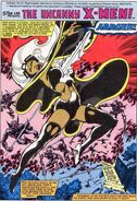 Ororo Munroe (Earth-616) from Uncanny X-Men Vol 1 143 001