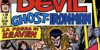 Comics:L'incredibile Devil 106