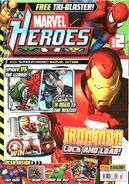 Marvel Heroes (UK) Vol 1 2