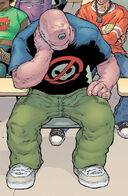 Mike Columbus (Earth-616) from New X-Men Vol 1 135 0001
