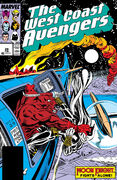 West Coast Avengers Vol 2 29