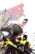 X-Men First Class Vol 1 2 Textless