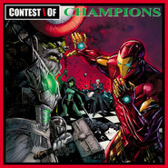 Contest of Champions Vol 1 1 Hip-Hop Variant Textless