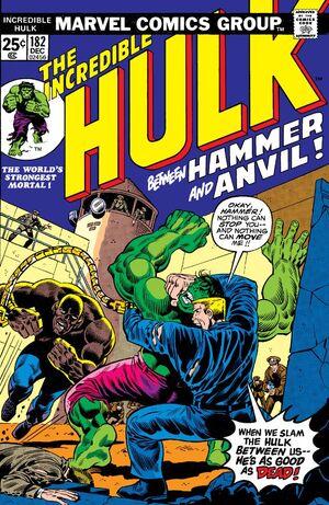 Incredible Hulk Vol 1 182