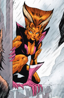 Maria Callasantos (Earth-616) from X-Factor Vol 1 220 001