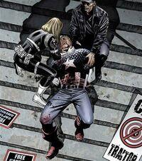 Steven Rogers and Sharon Carter (Earth-616) from Captain America Vol 5 25 0001.jpg