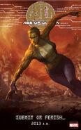 Age of Ultron She-Hulk Teaser