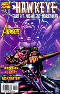 Hawkeye Earth's Mightiest Marksman Vol 1 1