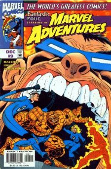 Marvel Adventures Vol 1 9