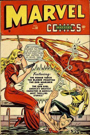 Marvel Mystery Comics Vol 1 88